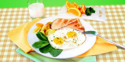 Diet Cantik Sehat Organik 6 Contoh Menu Sarapan Untuk Diet Terbaik