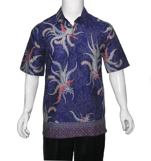 Kemeja Batik Pria Sutra: Baju Batik Wanita Dan Pria