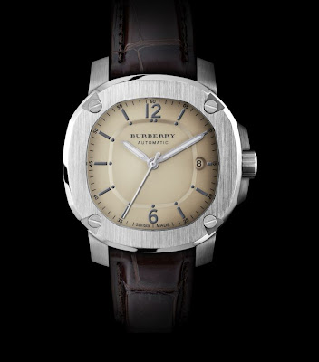Burberry 'The Britain', AUTOMATIC watch BBY1201