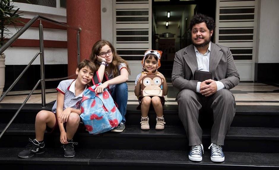 """Divulgado trailer da comédia """"Um Tio Quase Perfeito"""", com Marcus Majella"""