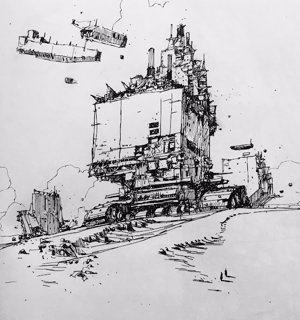 traction city sketch ian mcque