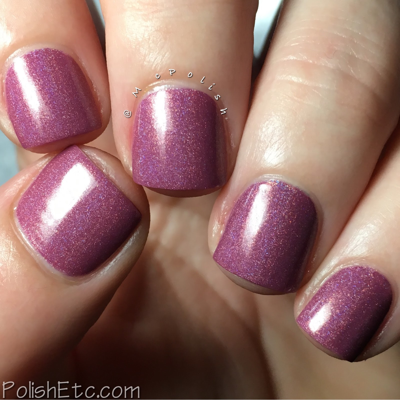 Chirality Polish - Mosura no Uta Collection - McPolish - Mosura