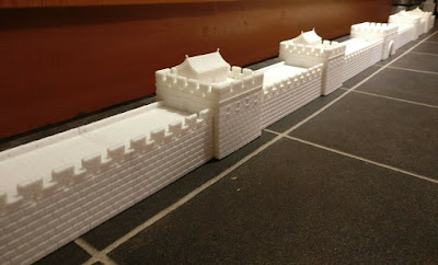 10mm Scale Ancient Great Wall of China picture 12