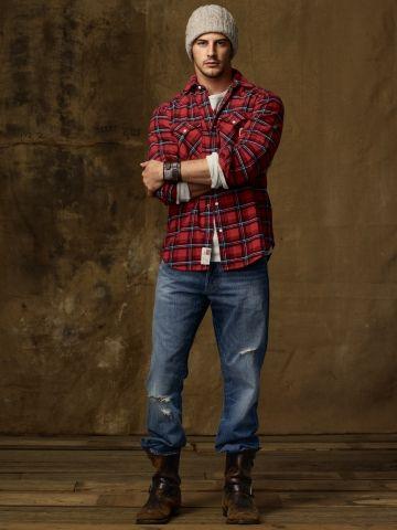 Dicas de Roupas para Homens Magros - Dicas para os Magrelos - Como usar calça jeans (1)