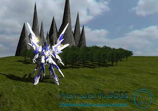 Mod Robot Ultimate Knight Windom XP