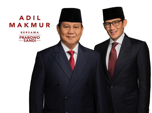 Padi Moestopo: Indonesia Terpuruk, Prabowo-Sandi Pilihan Terbaik