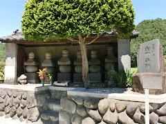 加藤景廉の墓