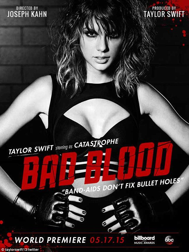 Taylor Swift as 'Catastrophe' for Bad Blood