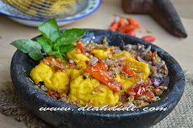 Diah Didi's Kitchen: Tips Sambal Enak