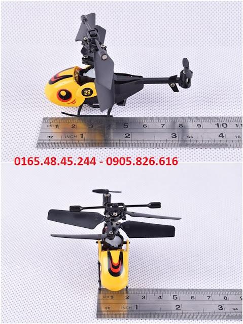 Máy bay mini Hw7001 hình 2