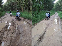 Warga Blora Tuntut Perbaikan Infrastruktur Jalan