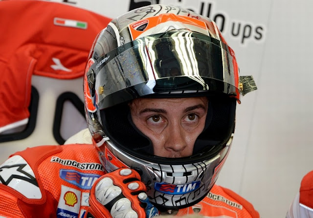berita motogp Dovizioso Belum Juga Mengeri Ban Michelin