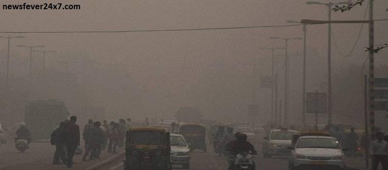 Pollution In Delhi At Hazardous Level