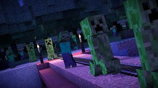 Minecraft Story Mode APK 1.14 Episode Unlocked Free Download