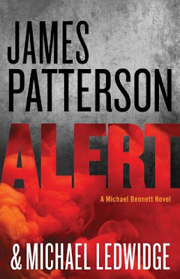 Alert by James Patterson and Michael Ledwidge - book cover