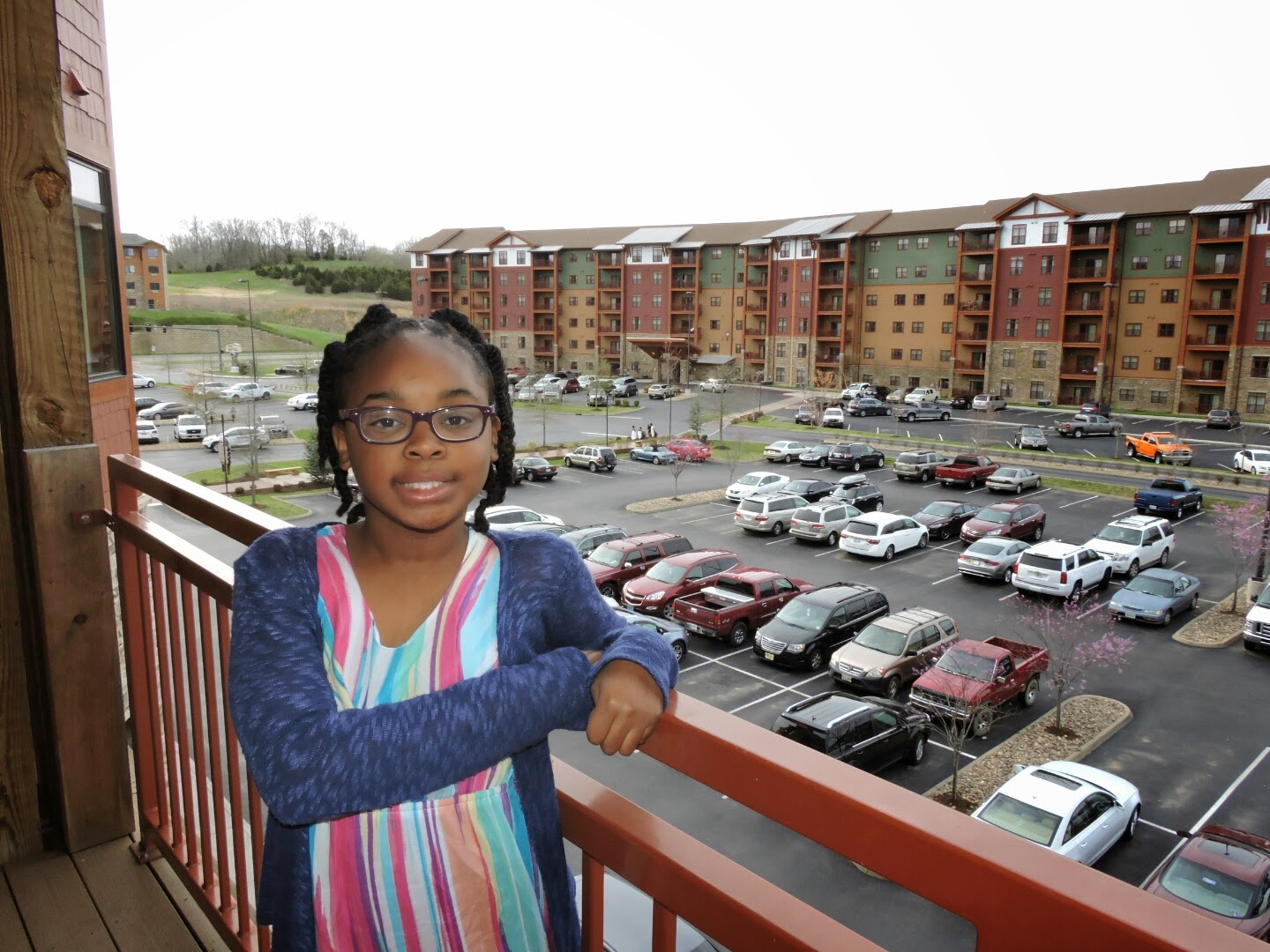 Spring Break at the Smoky Mountains Tennessee  (Wilderness at the Smokies)  via www.productreviewmom.com