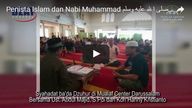 Allahu Akbar! Pendeta Yang Pernah Nista Islam dan Dilaporkan FPI ini Akhirnya Masuk Islam