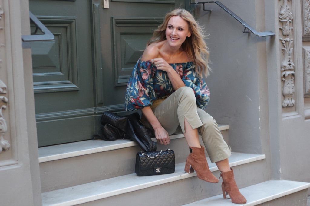Frauen ü 40, Nowshine Modeblog ü40,