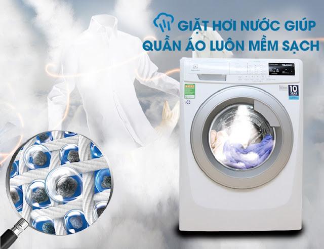 Nguyên nhân máy giặt Máy giặt Electrolux báo lỗi E10