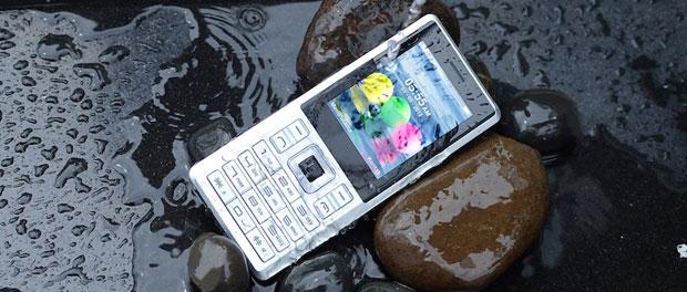 Asiafone AF22, Handphone Anti Air Dual SIM Memori 8GB