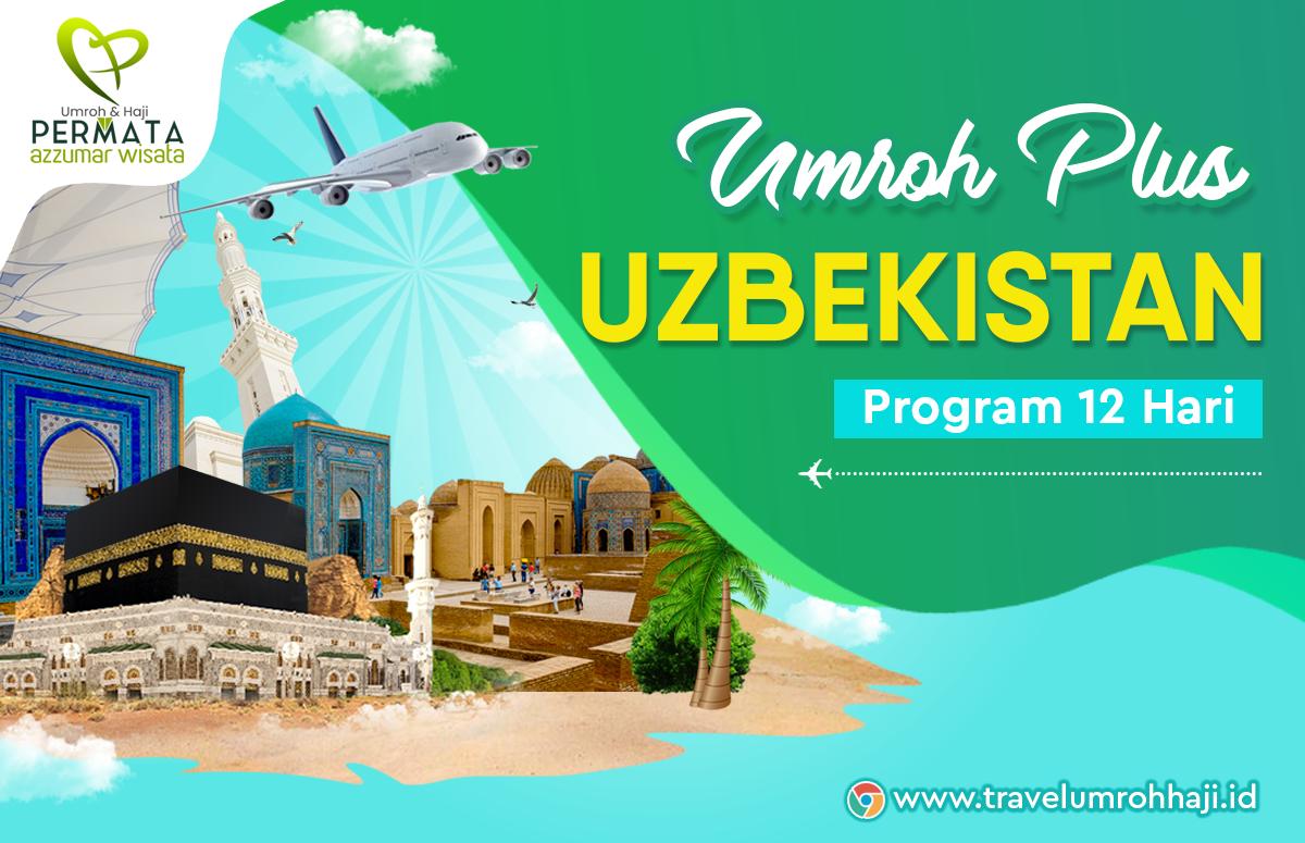 Biaya Paket Umroh Uzbekistan Ziarah Imam Albukhori