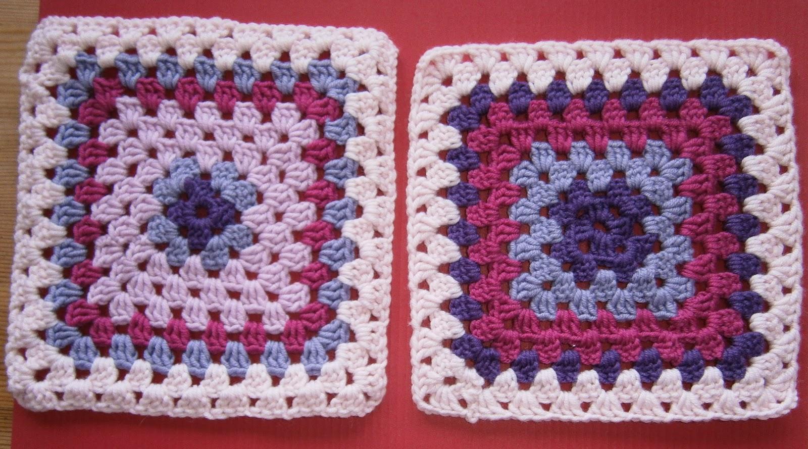 Granny Squares Muster : not only paper a granny makes granny squares ~ A.2002-acura-tl-radio.info Haus und Dekorationen
