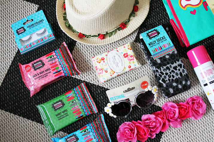 Festival Essentials With Home Bargains