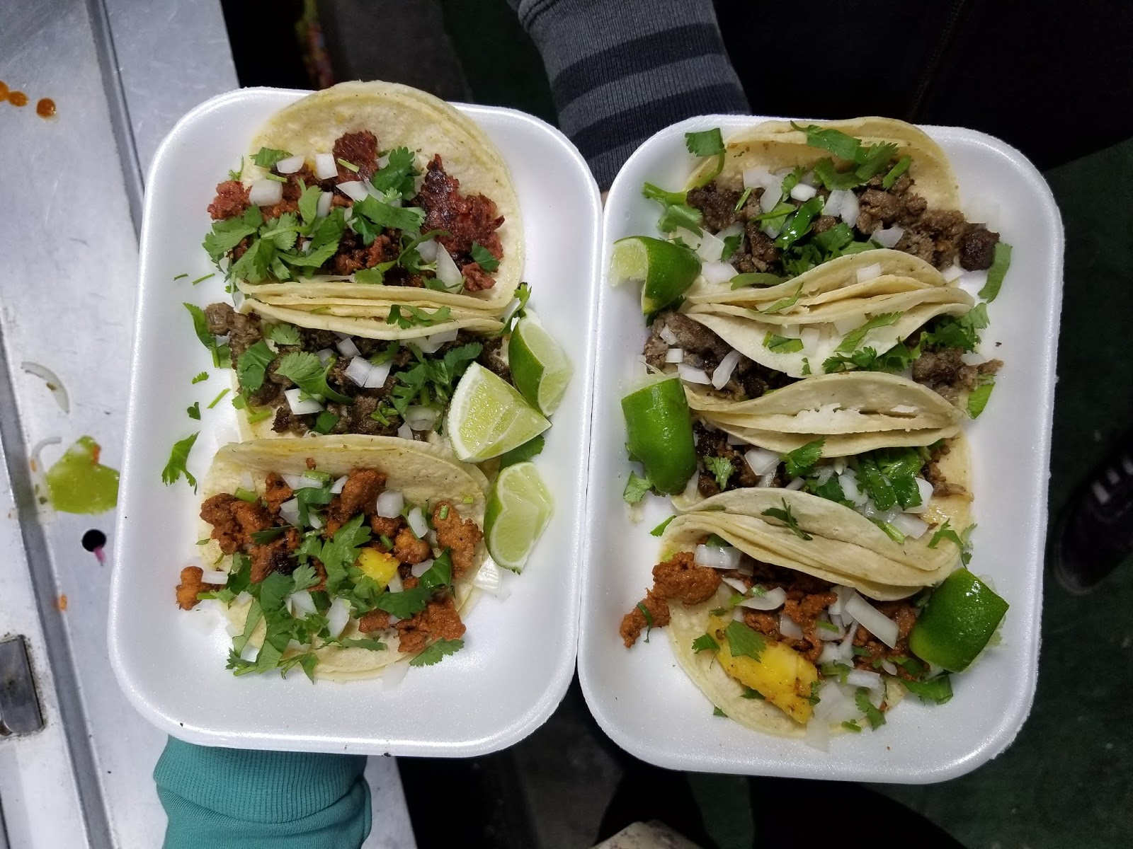 El Rincon del Sabor - a Taco Truck in DTSA that's WORTH!