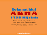 Renungan dan Ucapan Selamat Idul Adha 2017 / 1438 Hijriah