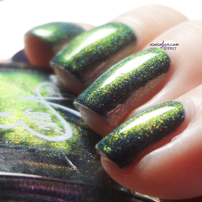 xoxoJen's swatch of Ever After No Day But Today