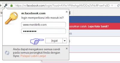 Mengetahui Sandi yang Sudah Tersimpan di Firefox
