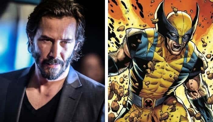Keanu Reeves: ¿el próximo Wolverine? poster box cover
