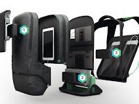 SmartBag, Tas Punggung yang Dibekali dengan Power Bank