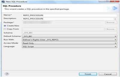 Dynamic Analytic Privileges Using Procedures in SAP HANA