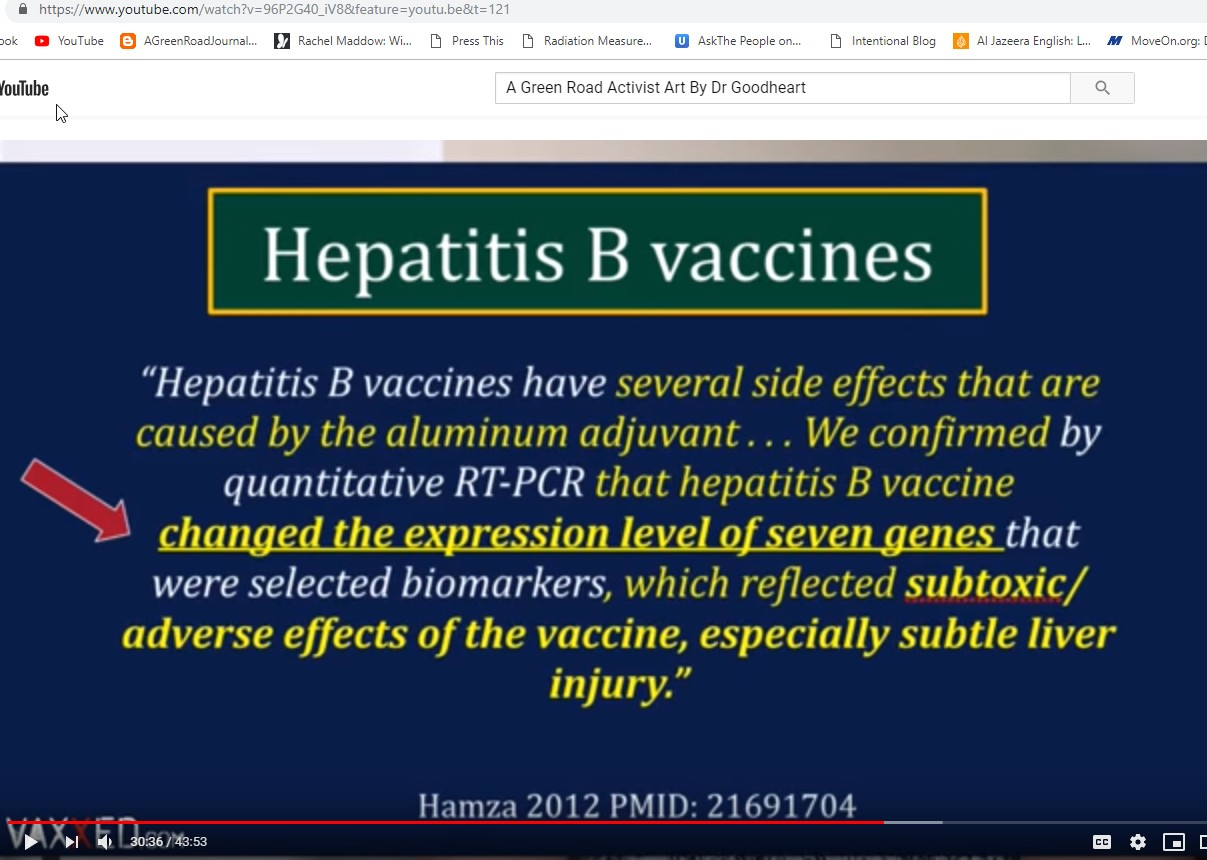 45b852fc8f5b61 Dr. Suzanne Humphries MD - Hepatitis B Vaccine Problems