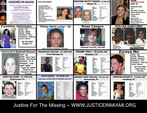 unidentified persons Archives | Justice In Miami #Justice4Lily