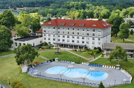 Fort William Henry Hotel Lake George Groupon