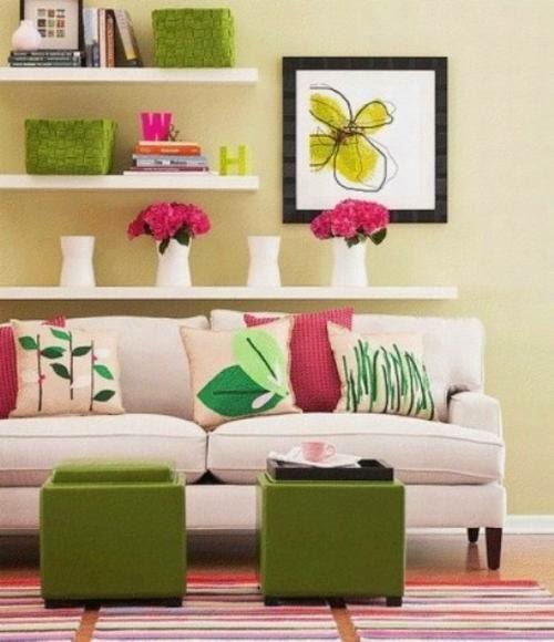 sala estilo primaveral