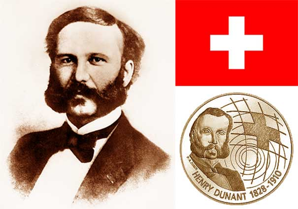 Henry Dunant Biography, The father of the Red Cross