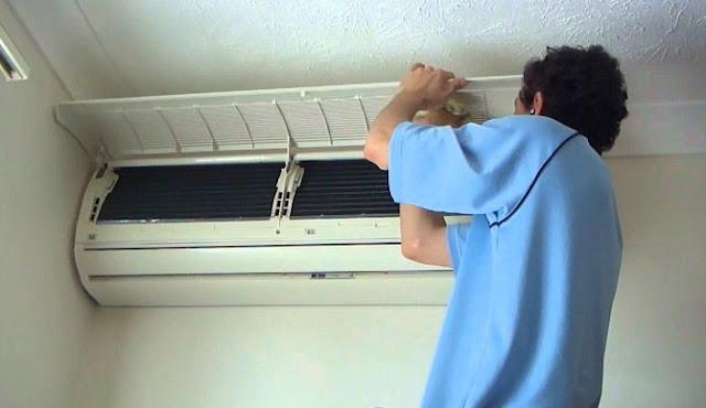 Cara Membersihkan dan Merawat AC