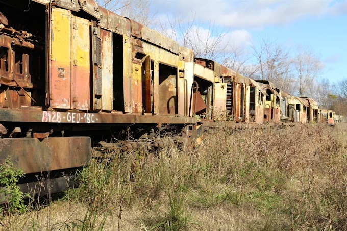 Luego de años de abandono, se reactivará el taller ferroviario Mechita