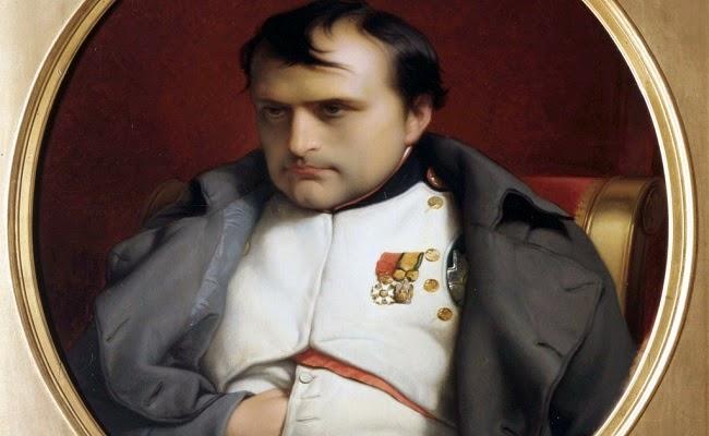O tesouro perdido de Napoleão Bonaparte