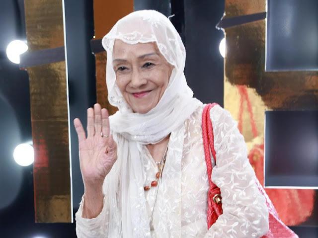 Artis Senior Laila Sari Tutup Usia