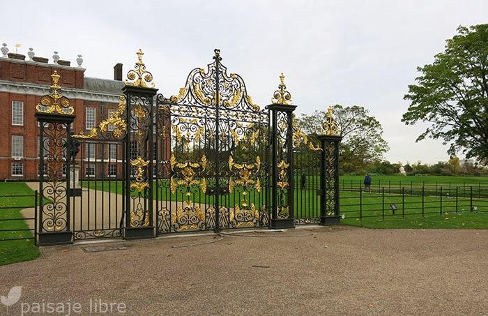 Kensington Gardens en Londres parte I   Paisaje Libre