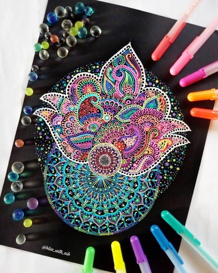 09-Lotus-Flower-Mandala-S-V-Apnar-www-designstack-co