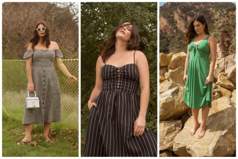 Reformation Plus Size Dresses