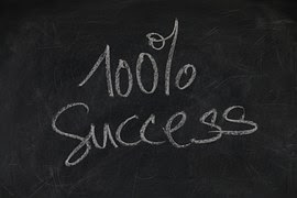 100& successful