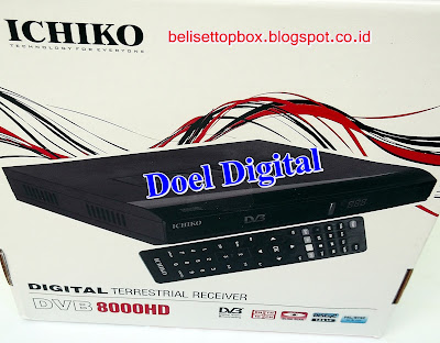 jual set top box ichiko murah
