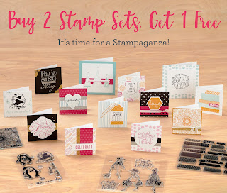 Clear Stamps From CTMH ~ Earn Free Sets!