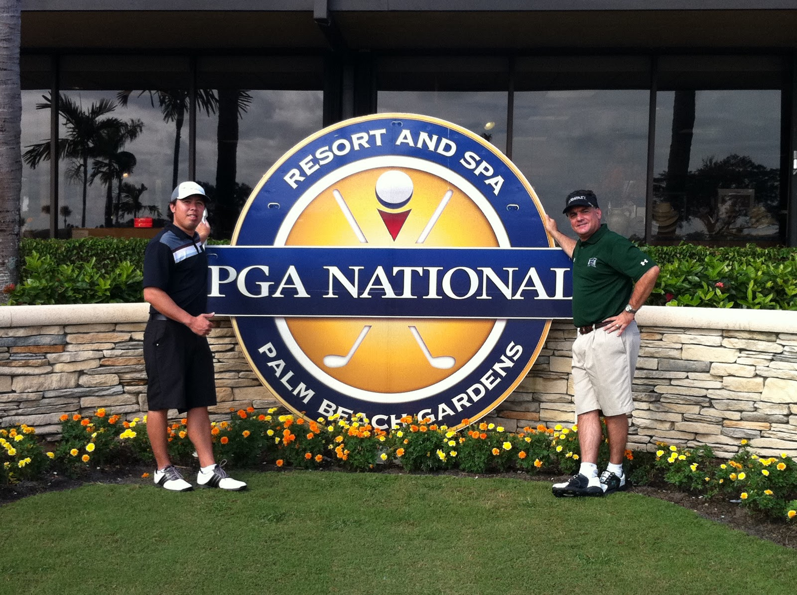 taste of hawaii pga national golf course palm beach florida